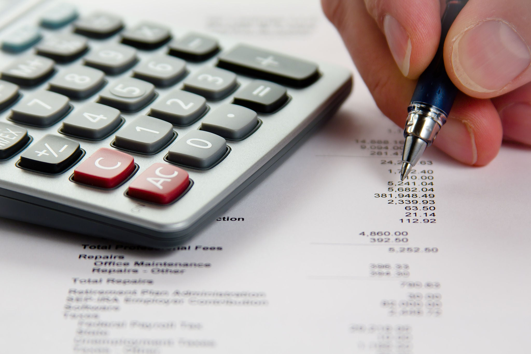 Five Reasons to Use Small Business Accounting Software