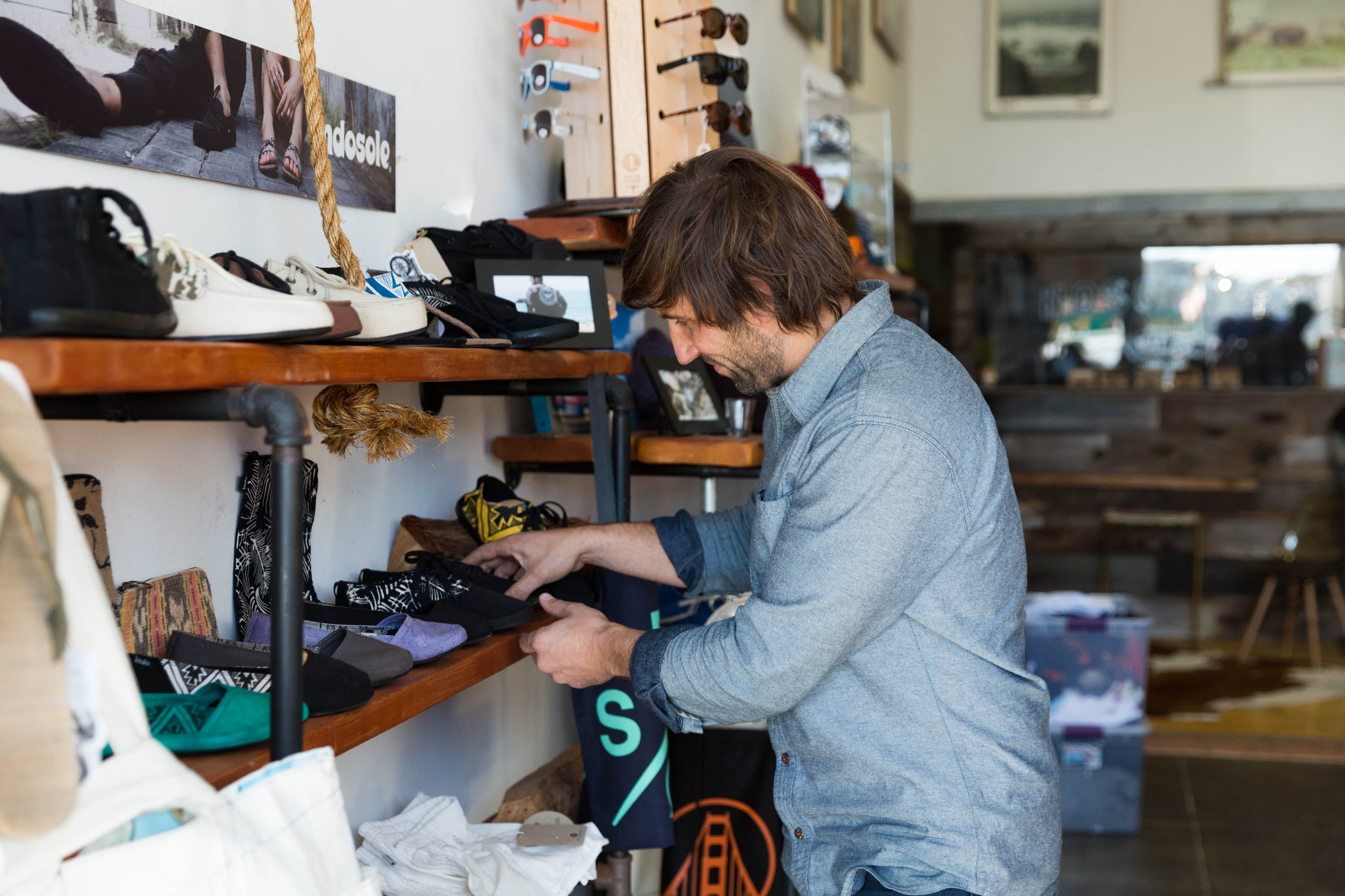 How Indosole Uses Fundbox to Save the Environment One Shoe at a Time