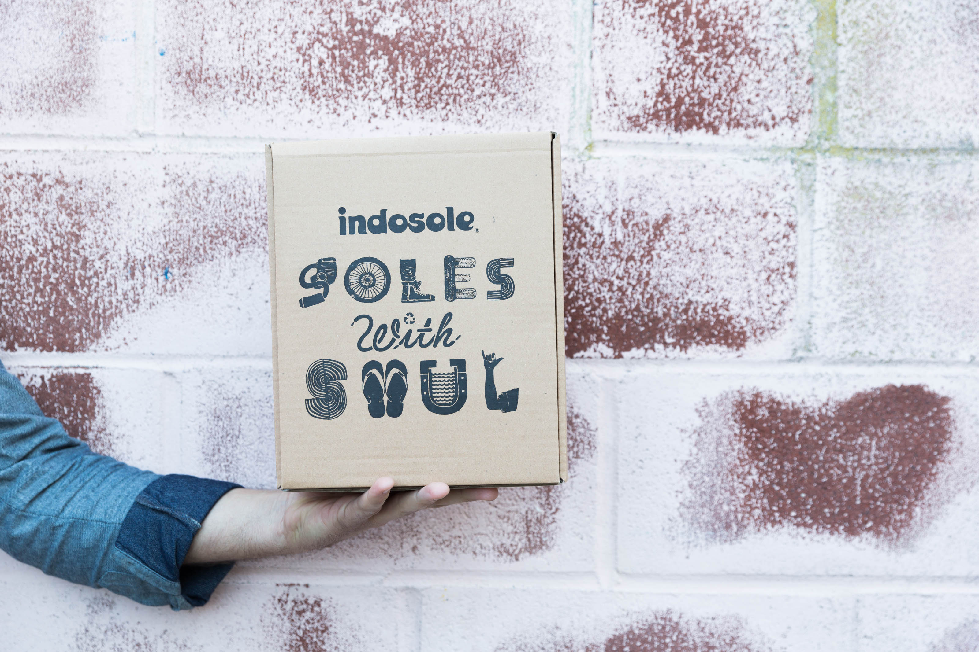 Indosole Soles with Soul