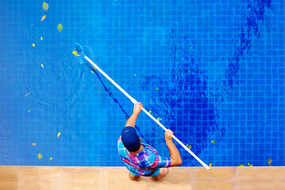Image result for pool maintenance