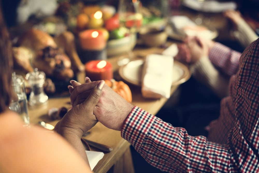 Thank your customers this Thanksgiving