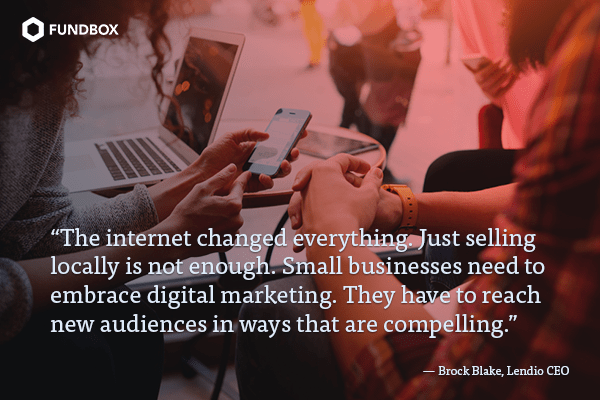 Embrace digital marketing