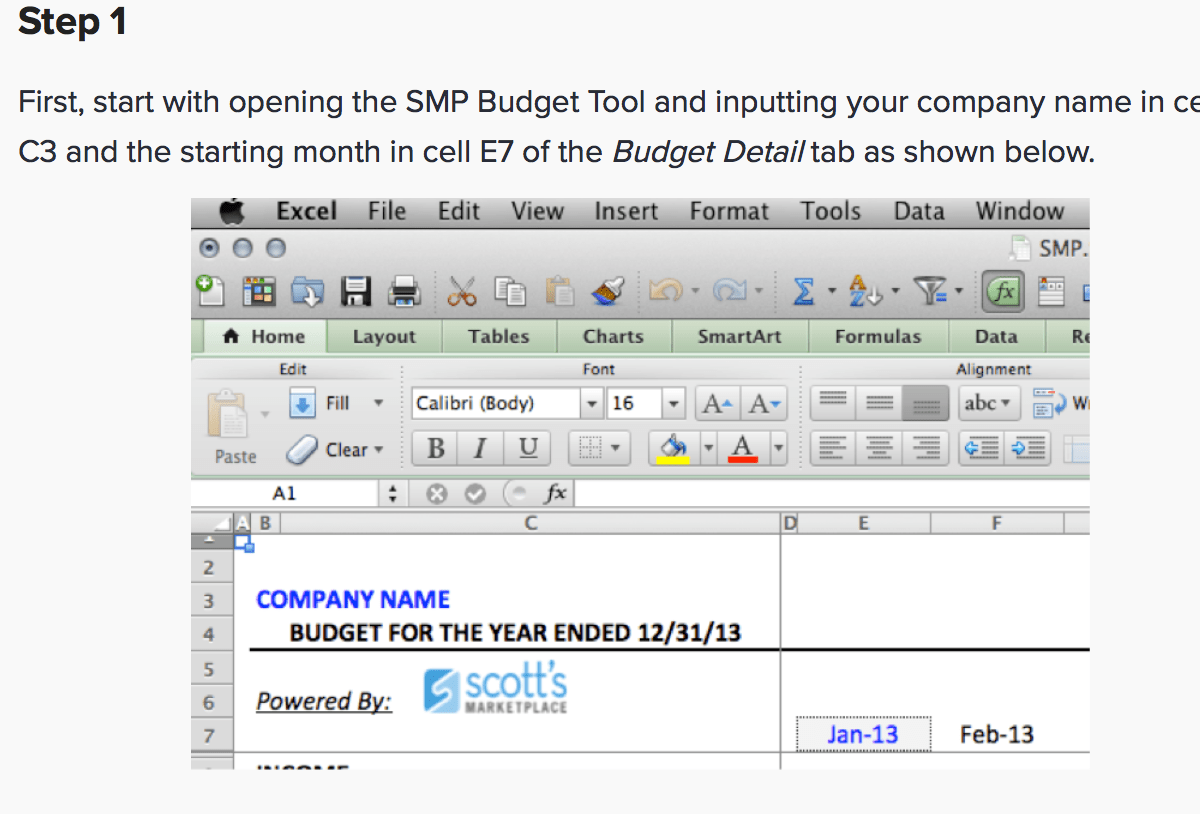 7 free small business budget templates fundbox blog