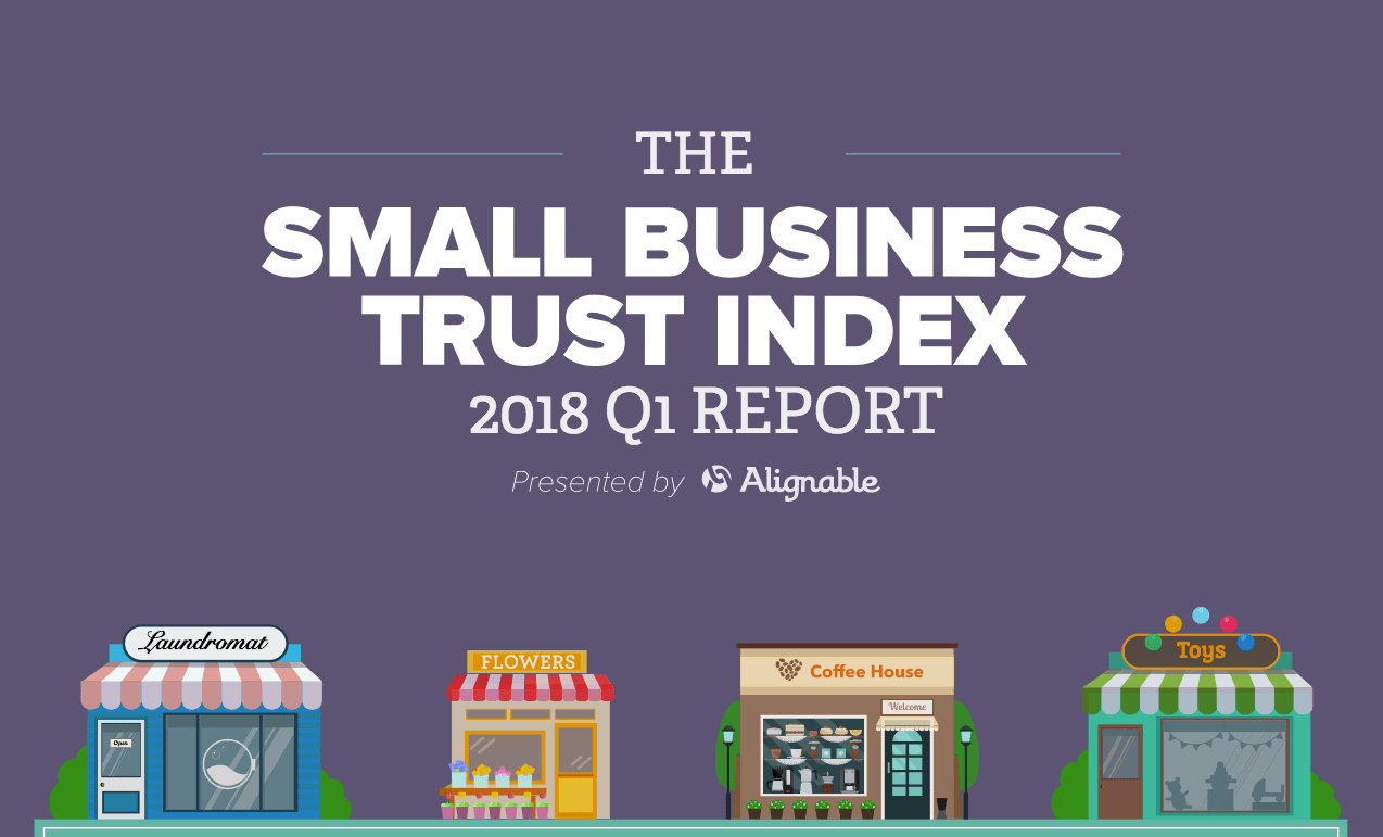 Alignable small business survey