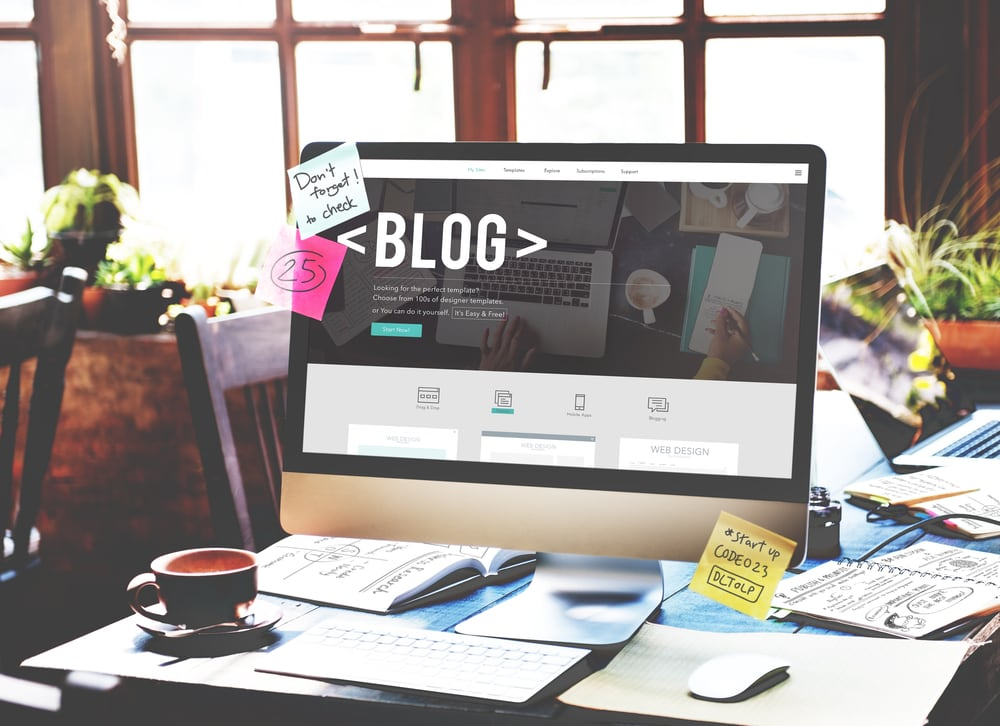 Launch or re-launch your company blog