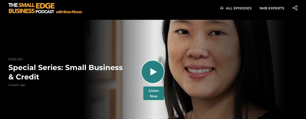 Rose Zhong on Small Business Edge