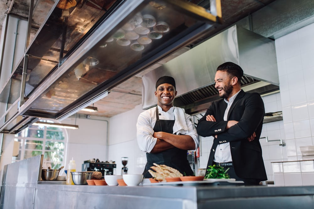 Could an equipment loan help improve you improve your restaurant or small business?
